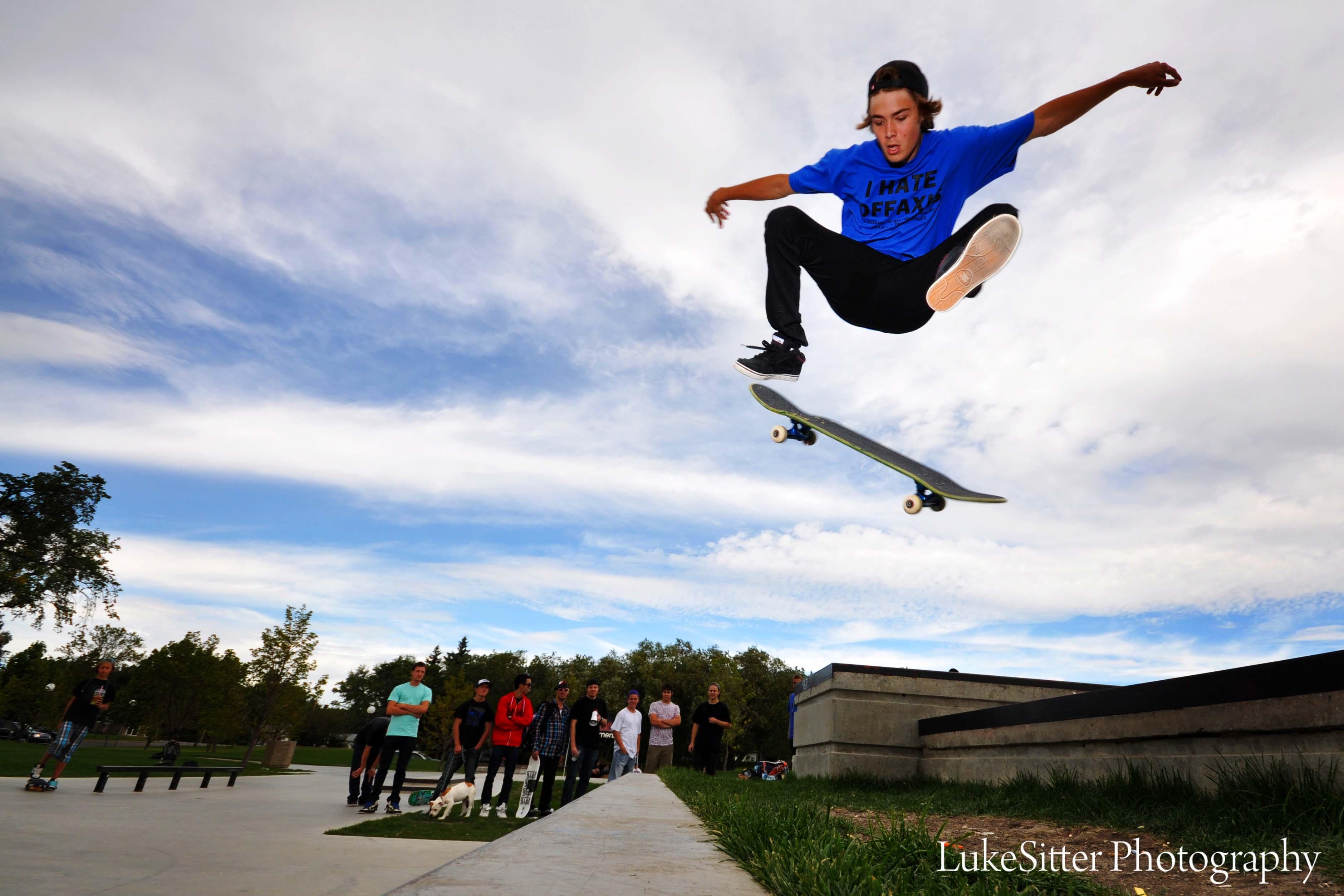Sickest Skateboard Tricks
